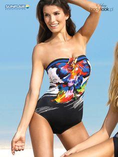 Kostium kąpielowy marki Sunflair z linii Water Lily. Kolekcja 2015