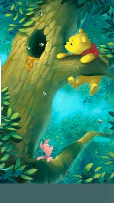 Winnie the Pooh by Rob Kaz. I love Winnie the Pooh so much! He is my childhood! Winnie The Pooh Quotes, Winnie The Pooh Friends, Disney Winnie The Pooh, Winnie The Pooh Pictures, Walt Disney, Disney Love, Disney Magic, Pixar, Winnie Pooh Dibujo