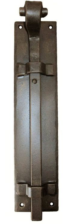 Barn Door Cane Bolt When two doors come together without a ...