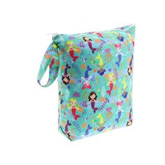 Blueberry wet bag keeps your diaper bag dry. Use for storing wet cloth  diapers before placing them in in your diaper bag. e9b3eb5e3b0f8