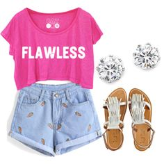 ♡ by carausudiana on Polyvore featuring polyvore fashion style K. Jacques Kenneth Jay Lane
