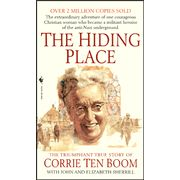 """When the Nazis invaded Holland, Corrie ten Boom's quiet life turned into a nightmare. Because she made her home a """"hiding place"""" for Jews, she and her family were sent to a concentration camp."""