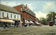 Central Square South Berwick Maine