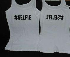Selfie tshirt for women white size 6   eBay