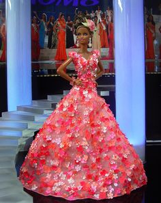 Miss Bahamas 2013/14 by Ninimomo Dolls