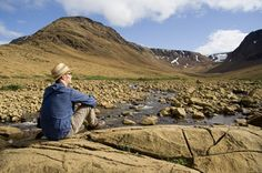 The Tablelands, Gros Morne National Park, Newfoundland.  Yep, I definitely want to be here.