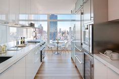 StreetEasy: The Laurel at 400 East 67th St. in Lenox Hill - Sales, Rentals, Floorplans #kitchen #modern #NYC #UpperEastSide #dreamhome #luxuryhome