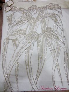 Tambour Beading, Tambour Embroidery, Beaded Embroidery, Couture Beading, Motifs Perler, Gold Work, Diy And Crafts, Textiles, Stitch