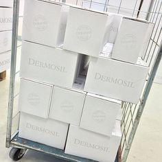 New Dermosil packages  #dermosil #twentyyearsonline #dermoshophq