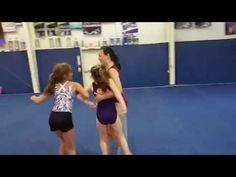 THE CORNERS GAME (Gymnastics/Fitness/Kids) - YouTube