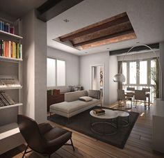 Villarroel, 90 - 235.000 €  - Edificio situado en el corazón del barrio del Eixample izquierdo de Barcelona con pisos de 2 dormitorios a estrenar. La finca y sus viviendas se encuentran en pleno proceso de rehabilitación, conservando su esencia clásica y añadiéndoles lo último en diseño y calidad.   SOLICITAR VISITA 93 217 38 01 comercial@elix.es