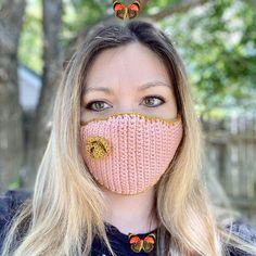 Easy DIY Face Mask Crochet Pattern - Kids & Adults ~ Crafty Kitty Crochet Easy DIY Face Mask Crochet Pattern - Kids & Adults ~ Crafty Kitty Crochet<br> Who said face masks had to be plain? This easy, basic face mask pattern - kids and adult sizes included - is perfect for customizing with your own creative touches. Since the masks are made using lightweight yarn (and lined with lightweight fabric), they aren't overly warm for summer and early fall months, either! The pattern includes… Cool Chest Tattoos, Chest Tattoos For Women, Turkey Handprint, Face Masks For Kids, Crochet Faces, Turkey Craft, Easy Crochet, Free Crochet, Yarn Needle