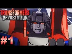 Transformers devastation gameplay PC part 1 |  walkthrough    #tranformersDevastation  Via melhores jogos: http://melhoresjogos.info