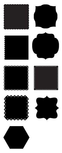free SVG cut files: KLDezign by Mariete