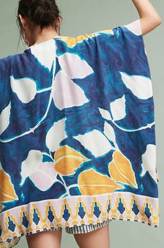 Anthropologie Sunlight Kimono by SistersGulassa