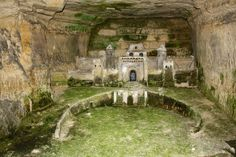 The catacombs of Paris. Check out my travel blog!