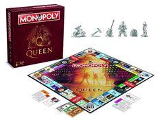 Queen Forever Blog: A Maggio arriva il Monopoly dei Queen