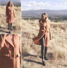 Fall fashion 2019 at Morgane Autumn Winter Fashion, Autumn Fashion, Fall Winter, British Columbia, Duster Coat, Stylists, Jackets, Inspiration, Beautiful
