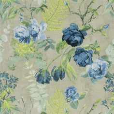 Buy Tulipani in Delft, a feature wallpaper from Designers Guild, featured in the Caprifoglio collection from Fashion Wallpaper. Free delivery on all UK orders. Flowers Wallpaper, Linen Wallpaper, Scenic Wallpaper, Feature Wallpaper, Delft, Designers Guild Wallpaper, Designer Wallpaper, Wallpaper Collection, Osborne And Little