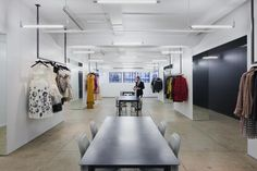 Jason Wu Gallery, NY, NY |  Architecture: Giancarlo Valle | Lighting Design: Giancarlo Valle | Photo: Dean Kaufman Photography | click for more details
