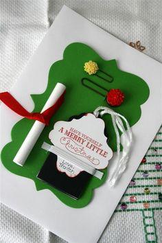 teacher gifts - too cute