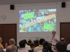 Casa general: Comienza Encuentro Internacional Marista con 85 participantes