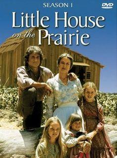 La casa de la pradera  (1974-1983). Las aventuras y desventuras de los Ingalls, una ejemplar, bondadosa y cristiana familia establecida en un pueblo fronterizo del Oeste americano hacia 1870.