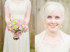 Beautiful pink bouquet. Photography by kirstenmavric.co.uk