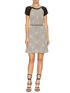 Intarsia Floral Dress  from Extra 25% Off: 250 Fall Must-Haves on Gilt