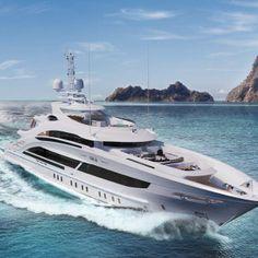 American Buyer Swoops Up Heesen's Superyacht Project Maia