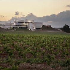 Bodegas Darien, Logroño, nueva arquitectura
