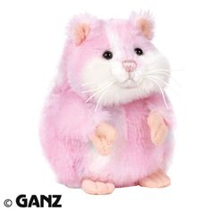 Webkinz Mazin Hamsters Sweetieon sale for $4.95