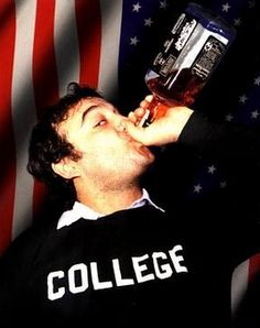 I hate college but love all the parties