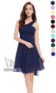 kısa abiye elbise tek omuz askılı şifon abiye elbise,abiye elbise,kısa abiyeler,uzun abiye,online abiye,ucuz abiye,