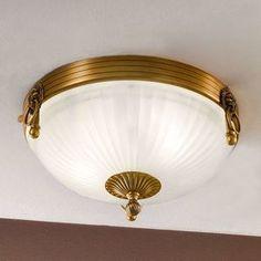 Stropné svietidlá | Svietidlá, osvetlenie a doplnky Bronze, Led Lamp, Art Deco, Chandelier, Ceiling Lights, Lighting, Elegant, Nobel, Glass
