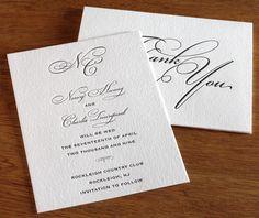Formal Black Tie Wedding | Formal Wedding Invitation Designs Traditional Wedding Invitations for ...
