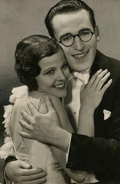 Barbara Kent and Har