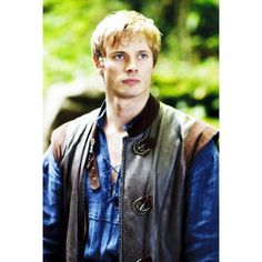 Arthur Pendragon Merlin ❤ liked on Polyvore featuring merlin and people