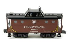O K Line Pennsylvania 477947 N5C Classic Caboose K615 1891 | eBay