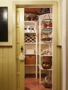 Home And Living, Provence, House Tours, Pantry, Interior, Kitchen, Closet, Inspiration, Furniture