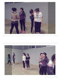 clase 2: Jugamos para cordinarnos sin hablar y acomodamos costillas junto con omoplatos con propocito de conocer y adoptar una buena postura