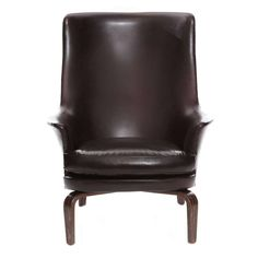 High Back Leather Lounge Chair by Arne Norell | See more antique and modern Lounge Chairs at http://www.1stdibs.com/furniture/seating/lounge-chairs