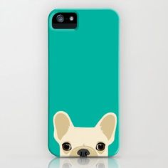 French Bulldog iPhone & iPod Case by Anne Was Here - $35.00