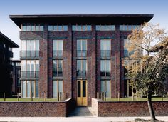 Residential Complex Malchower Weg Berlin  Hans Kolhoff Architect
