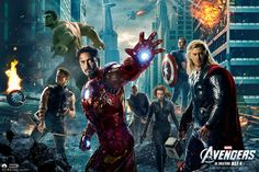 The Avengers already premiered in UK, ppl say it was awesome