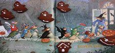 Biscotti di #scarypaper #halloween  http://paperproject.it/food/le-ciliegine-sulla-torta/biscotti-hallowen/