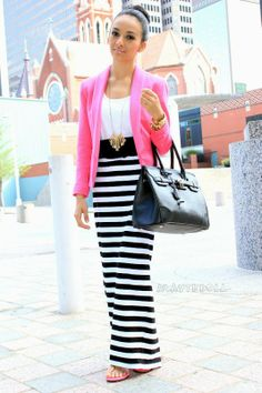 Women Summer Fashion Trends …omg that is the prettiest outfit I have ever seen! Women Summer Fashion Trends …omg that is the prettiest outfit I have ever seen! Women's Summer Fashion, I Love Fashion, Passion For Fashion, Fashion Design, Fashion Trends, Jw Fashion, Summer Fashions, Fashion 2014, Blazer Fashion