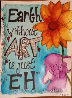 Sylly's Art 2015: Lifebook week 3