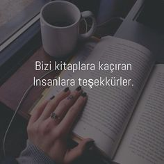 Thanks to the people who took us to the books. words words # Manalısöz on Text Quotes, Poem Quotes, The Words, I Love Books, My Books, Learn Turkish Language, Book Works, Good Sentences, Learn English Words