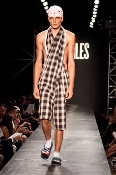 VFiles Spring 2014 Ready-to-Wear